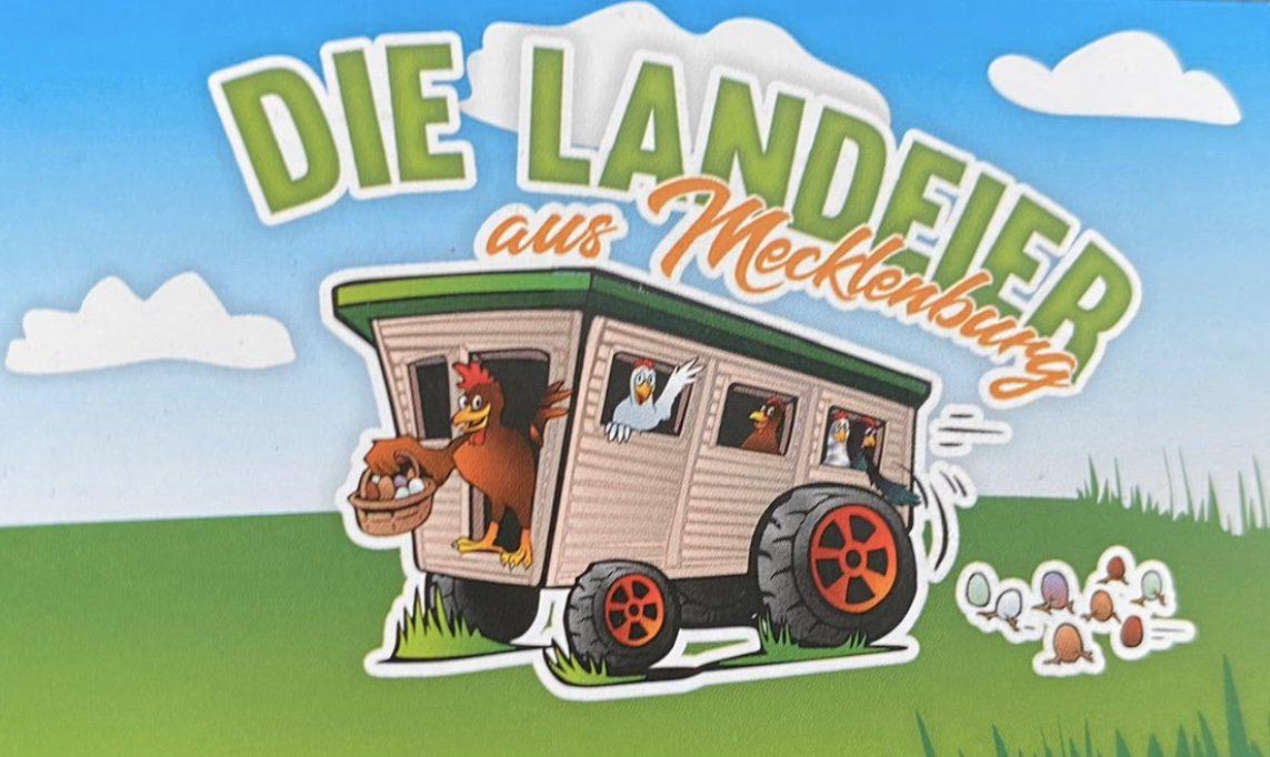 Die Landeier aus Mecklenburg
